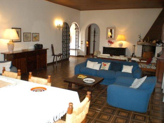 Ferienhaus palme costa rei sardinien - Palme wohnzimmer ...